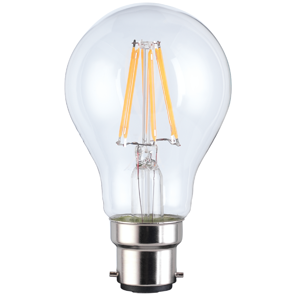 TCP Smart LED Filament Classic B22 Web